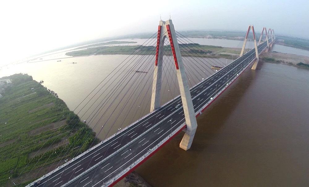 Cầu Nhật Tân (Đường vành đai 2 Hà Nội)
