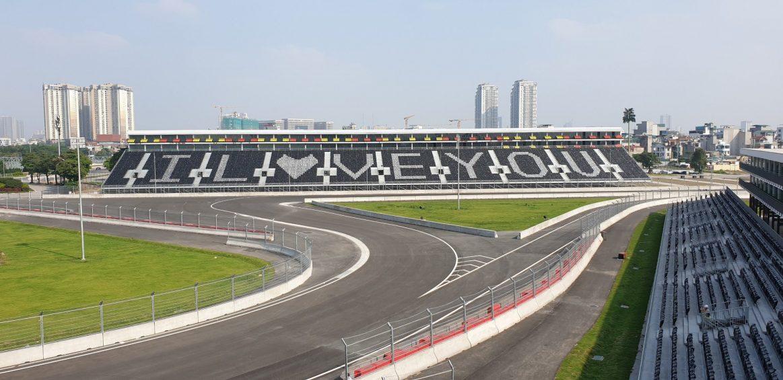 Xây dựng đường đua F1 Hà Nội